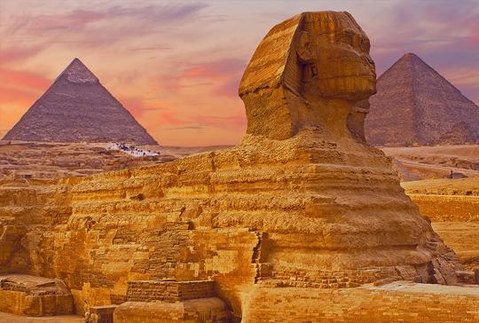 pyramids 5