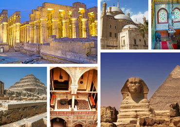 CNN Travel News:  Egypt is one of the Best 21 Places to go in the year 2021