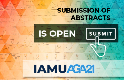Submission of Abstracts for IAMU Conference at AGA21 is Now Open